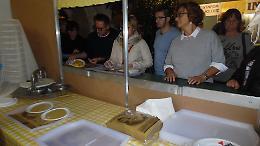 FOTO La domenica ai Fasulin de l'òc cun le Cudeghe di Pizzighettone