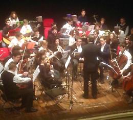 Concerto di San Francesco dell'orchestra giovanile Mousiké