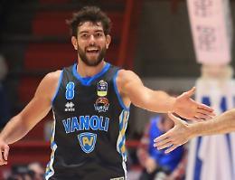 Giampaolo Ricci della Vanoli convocato in Nazionale A
