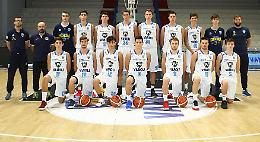 LBA NextGen Cup: l'Under 18 Vanoli di scena a Pistoia
