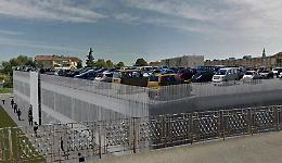 Il parcheggio della stazione raddoppia con 139 posti in più