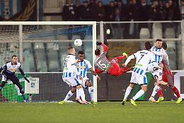 Cremonese, 0-0 a Pescara con qualche rimpianto