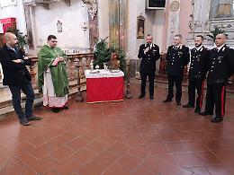 Oggetti sacri rubati ad Acqualunga riconsegnati dai carabinieri