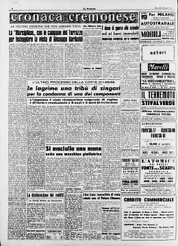 """La """"Marsigliese"""" con le campane del Torrazzo per festeggiare la visita di Giuseppe Garibaldi"""