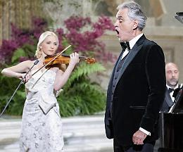 Il violino di Anastasiya Petryshak incanta il Quirinale