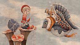 'Le immagini della fantasia', sabato 6  aprile l'inaugurazione