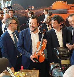 La liuteria di Cremona debutta al Salone del Mobile