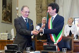Tamoil, Gino Ruggeri è ufficialmente Cittadino Benemerito