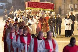 Settimana Santa, le celebrazioni presiedute dal vescovo Napolioni