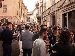 Castell'Arquato: gastronomia, bollicine, degustazioni alla cieca e il Malvasia Day