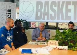 VIDEO Basket, la puntata di venerdì 26 aprile 2019 con Mangok Mathiang