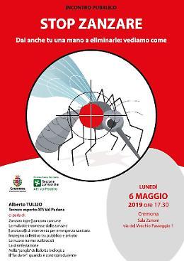 ATS Val Padana: come contenere il proliferare delle zanzare