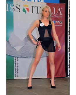 Miss Italia, Cristina avanti: parteciperà alla finale regionale