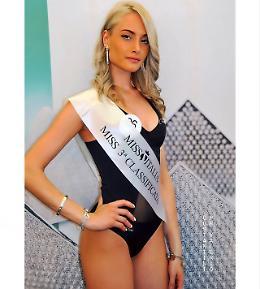 Miss Italia: Cristina, la 21enne di Agoiolo avanza nelle selezioni
