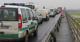 Ponte, autisti in rivolta contro il multanova