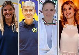 In redazione Gentili, Denti, Sforza e Branchi. Guarda i video Volley e Altro, Basket e Calcio
