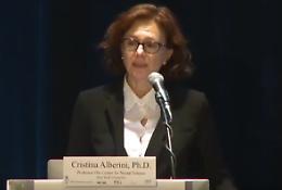 La ricercatrice cremonese Alberini illustra il nuovo trattamento per la Sindrome di Angelman
