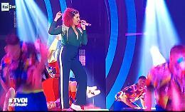 Brenda seconda classificata  a The Voice of Italy 2019