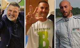 In redazione Ilaria Antonucci, Antonello Tonghini, Davide Pala e Andrea Ongari