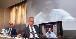 Industriali in video conferenza con Toninelli