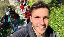 La denuncia di Nicolò: «Rifugiati dimenticati dall'Europa»