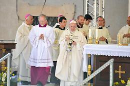A Camerino con il Papa anche il vescovo di Cremona