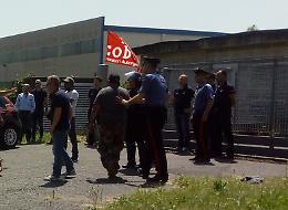 Af Logistics: i 170 lavoratori lasciati a casa pronti ad altri presidi
