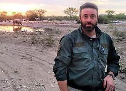Stefano Borghi: «Addestro i ranger anti bracconieri»