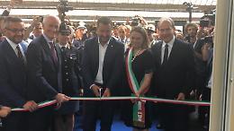Rogoredo, inaugurato il nuovo hub ferroviario