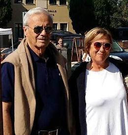 Parla la moglie di Simoni: «Gigi continua a lottare»