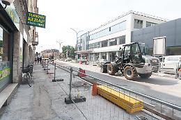 Asfaltature, da oggi il via a interventi su strade e marciapiedi