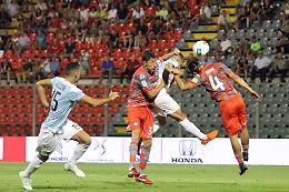Cremonese ko 1-0 con l'Entella: Schenetti gela lo Zini