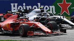 F1: covid cambia calendario 2021, gara a Imola 18 aprile