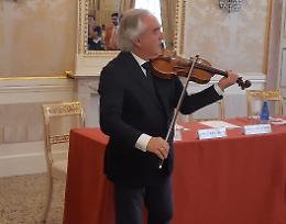 I violini di Vivaldi. Venezia-Cremona, la via della musica: un progetto di restauro e valorizzazione