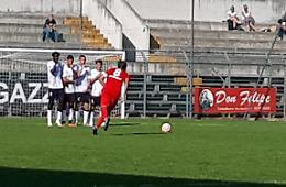 Crema 1908 che botta, il Lentigione domina (4-0)