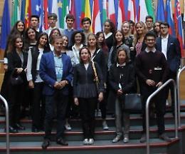 Liceo Manin, ambasciatori dell'Europa