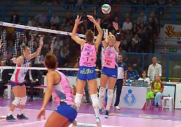 Volley Serie A Femminile,  verso il recupero delle partite non disputate