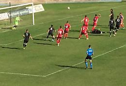 Il Crema regala un tempo, sconfitto 2-1 a Forlì
