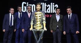Svelato il tracciato del Giro d'Italia 2020