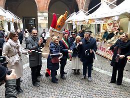 Festa del Torrone 2019, kermesse al via