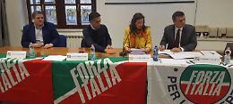 Forza Italia a congresso, Gallina è il nuovo coordinatore