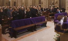 L'addio a Rivoltini, chiesa gremita e commozione