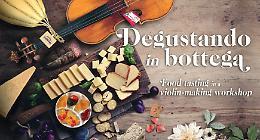 Debutta Degustando in bottega con visite guidate, degustazioni, musica