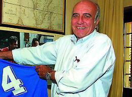Cordoglio per Vittorio Cabrini, padre di Antonio
