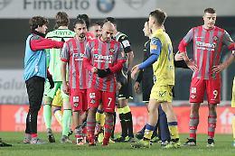 La Cremonese affonda: il Chievo vince 1-0
