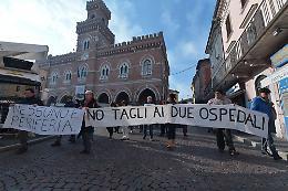 FOTO La battaglia per la Tin, anche il Casalasco scende in piazza