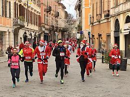 Witor's Christmas Run: domenica torna la corsa natalizia