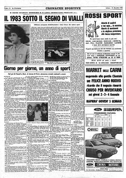 Il 1983 sotto il segno di Vialli
