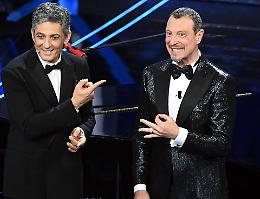 Sanremo: le pagelle della prima serata