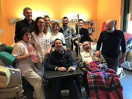 Cremonese, Ceravolo e Castagnetti incontrano gli ospiti di Cremona Solidale